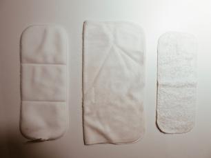 Diferentes tipos de absorbentes